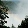Rainbow on the Candian Falls