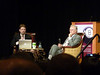 Final TAM event: Professor Dawkins, interviewed by JREF President and annoying interviewer DJ Grothe.