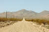 Unmarked and Unpaved Road to Gold Point