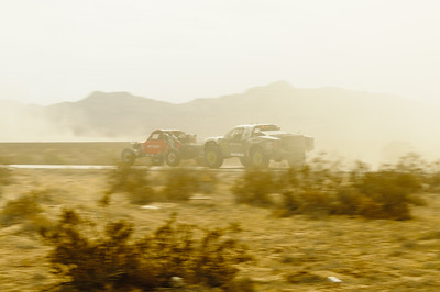 Mint 400 Desert Race 2012