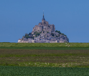 Abbey of Mont-St-Michel