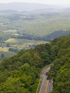 Taken from  Big Walker (Virginia) Lookout Copyright 2010 Neil Stahl
