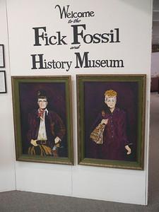 Fick Museum, Oakley Kansas Copyright 2010 Neil Stahl