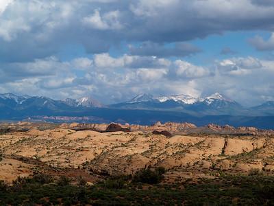 Arches National Park  Copyright 2013 Neil Stahl