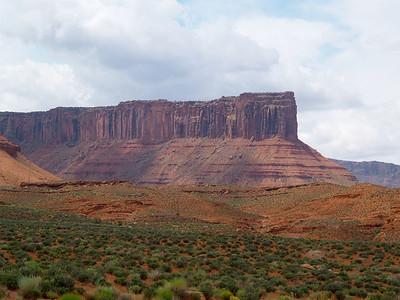 Along Utah 128  Copyright 2013 Neil Stahl