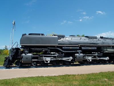 Railroad museum/park, North Platte, Nebraska  Copyright 2013 Neil Stahl