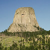 Once at Devils Tower, its size and stark beauty defies description. As one gets closer you really feel  like miniscule.