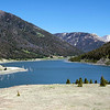 Quake Lake, Montana   This lake was made by nature when an earthquake occurred and a small town was swallowed up. The resulting damage soon filled with water and is what you are viewing.