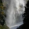 Morning drive through Yosemite Valley, we were hoping for snow ... Did not find much, so we enjoy the waterfalls instead.<br /> March 11, 2011