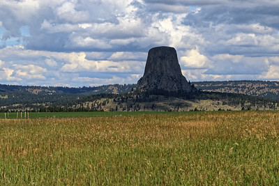 Devil's Tower, signes cultuels, marmottes