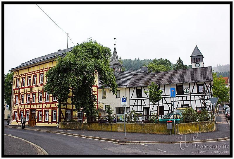 Adenau near the Nürburgring.