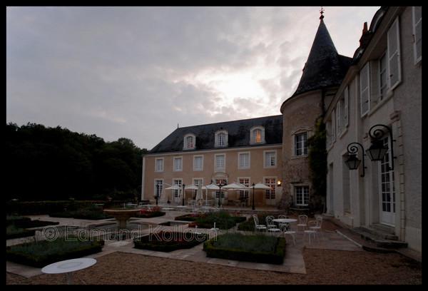 Le Pont Clouet, Luynes, Loire Valley:  Domaine De Beauvois Hotel