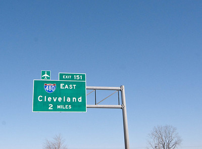 RoadTrip-24 : Now at Cleveland.