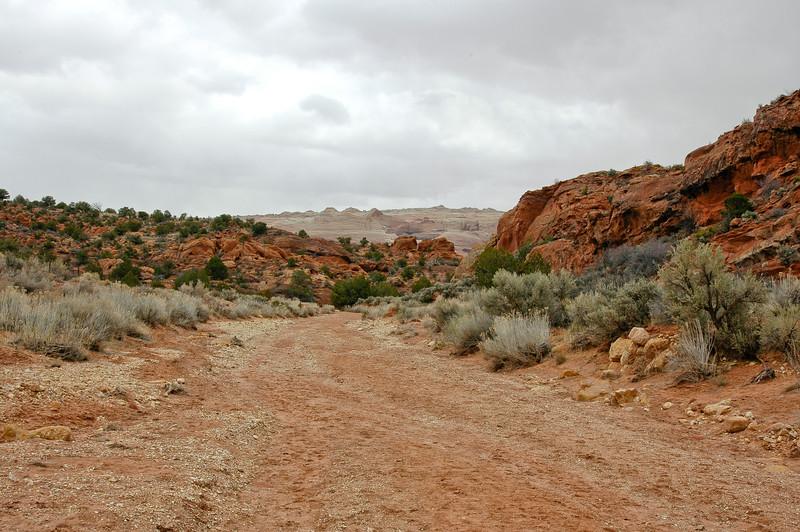 Wire Pass Trailhead-0345