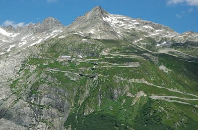 Furkapass, Switzerland