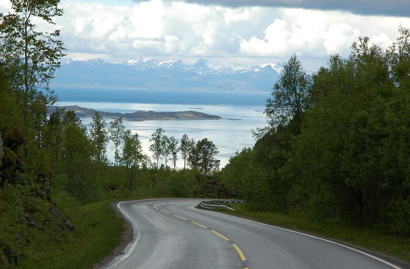 near Hamsund, Norway