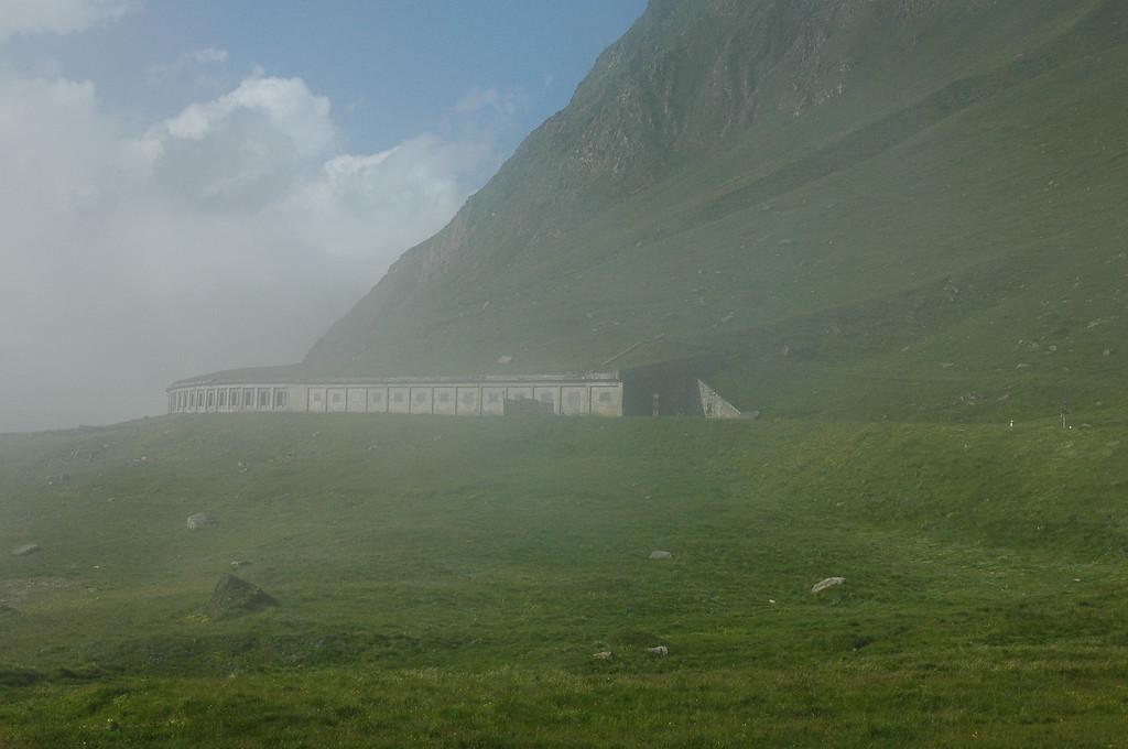Lukmanierpass, Switzerland