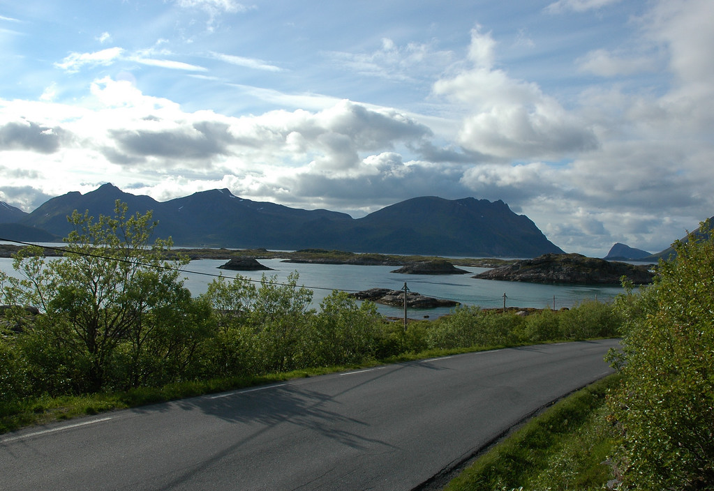 near Svolvaer, Norway