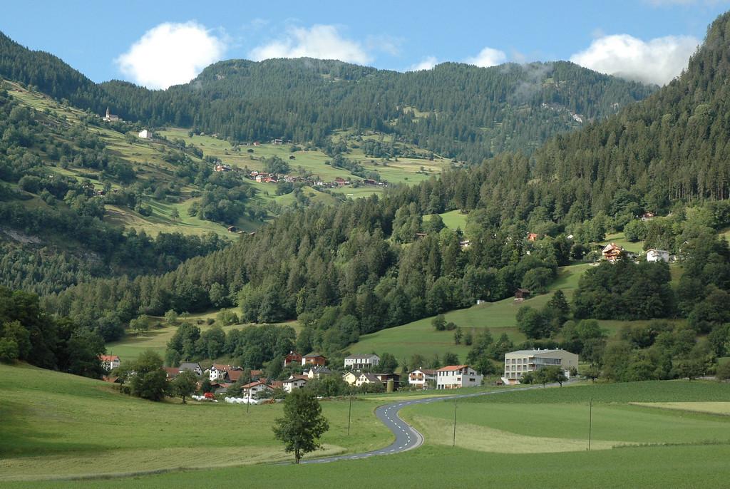 somewhere in Graubunden, Switzerland