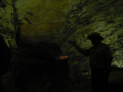 2003-07-12 Mammoth Cave