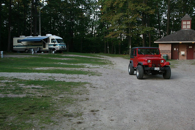 North Beach Campground - Burlington, Vermont