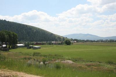 Teton Pass, Idaho