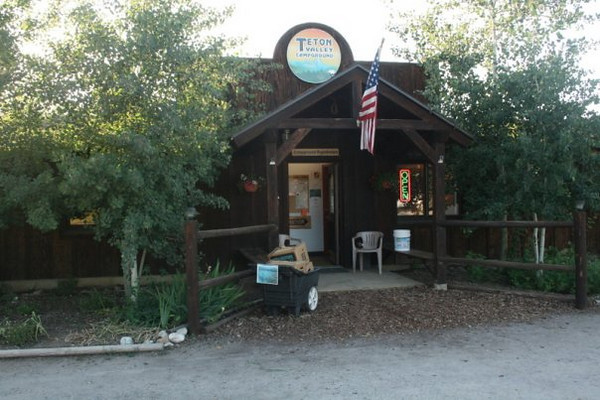 Teton Valley Campground -- Victor, ID