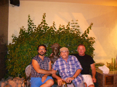 Jeff, Jim, Joe - Palm Springs, California