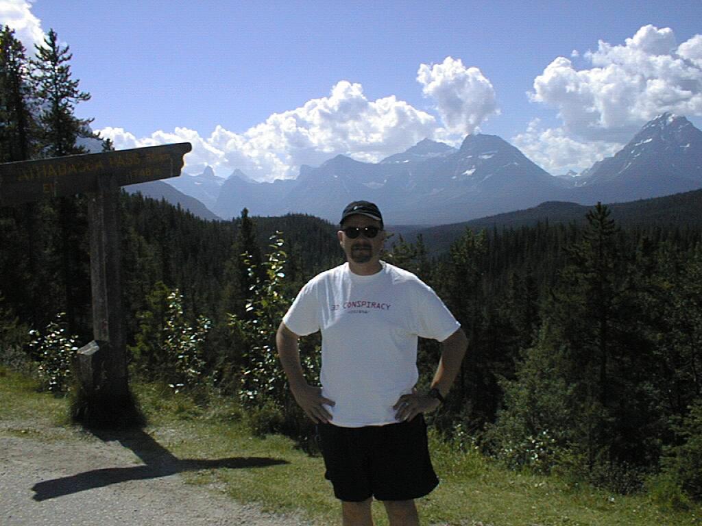 Northwest Tour 2000 - July-August, 2000 - Jasper National Park, Alberta, Canada