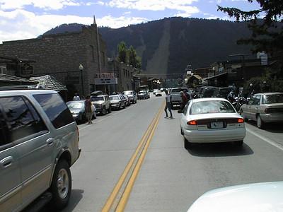 Northwest Tour 2000 - July-August, 2000 - Jackson, Wyoming