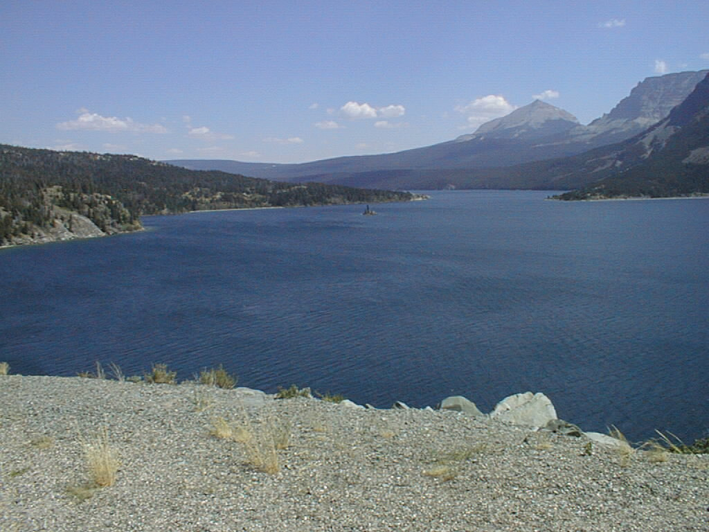 Northwest Tour 2000 - July-August, 2000  - Glacier National Park, Montana