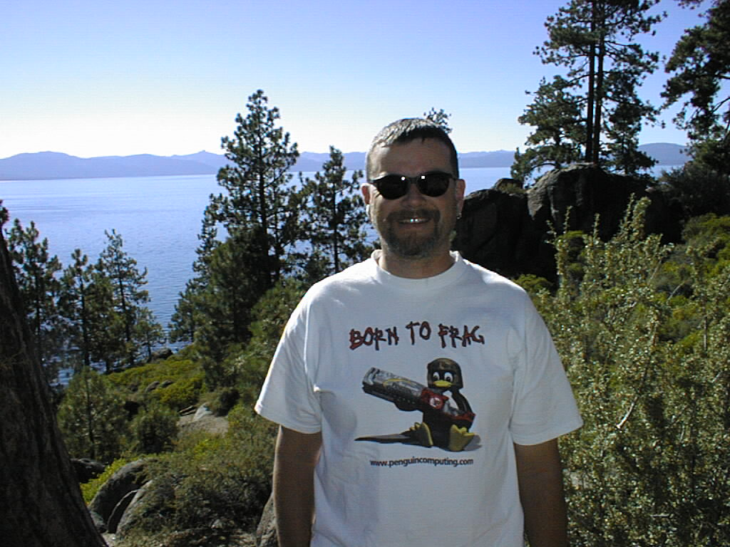 Northwest Tour 2000 - July-August, 2000 - Lake Tahoe, Nevada