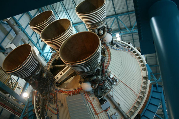 Tour of the Kennedy Space Center - October 2008