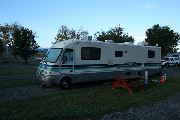 Mountain Range RV Park, Columbus, Montana