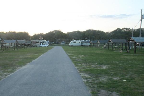 A week at Pirateland RV Resort, Myrtle Beach, South Carolina - April, 2008