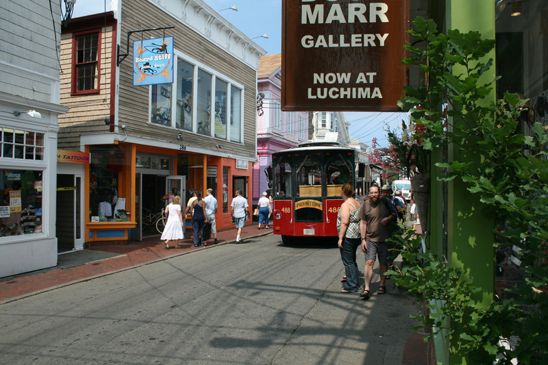 Provincetown, Massachussetts, July 2008