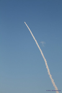 Launch of Space Shuttle STS-133 - Feb 24, 2011 at 4:55 PM EST