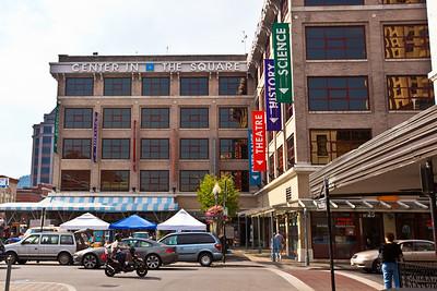 City Market in Roanoke, VA