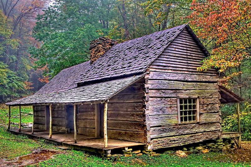 "Noah ""Bud"" Ogle Cabin"