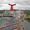 Dockside with Carnival Dream