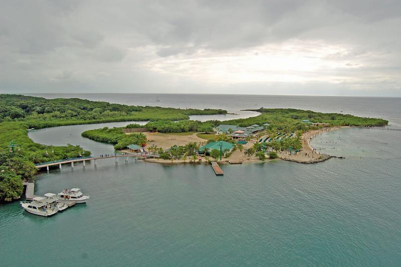 Mahogany Bay, Roatan
