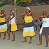 Dancers at Roatan