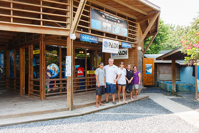 Roatan May 2012  Went diving with West Bay Divers and had a blast.  The staff is very friendly, professional and patient.