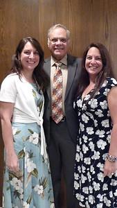 Diane, Robert and Debbie