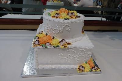 The cake (casada)