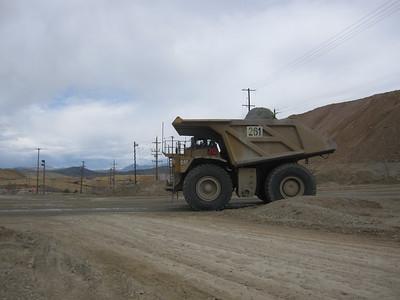 Robinson Nevada Mining Co, Ruth NV - 4/19/2014