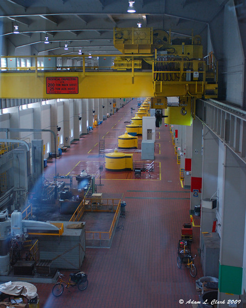 Turbines in Beck II