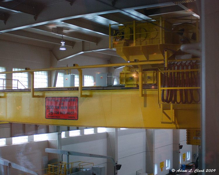 The crane in Beck II