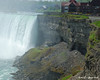 Horseshoe Falls with the Journey behind the falls observation deck