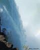 Water going over Horseshoe Falls